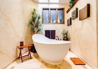 How much do you love this bathroom tiling project we just completed in Echuca with travertine tiles? We completed the job just before Christmas last year. See www.Echucatiling.com.au for more of our pictures.